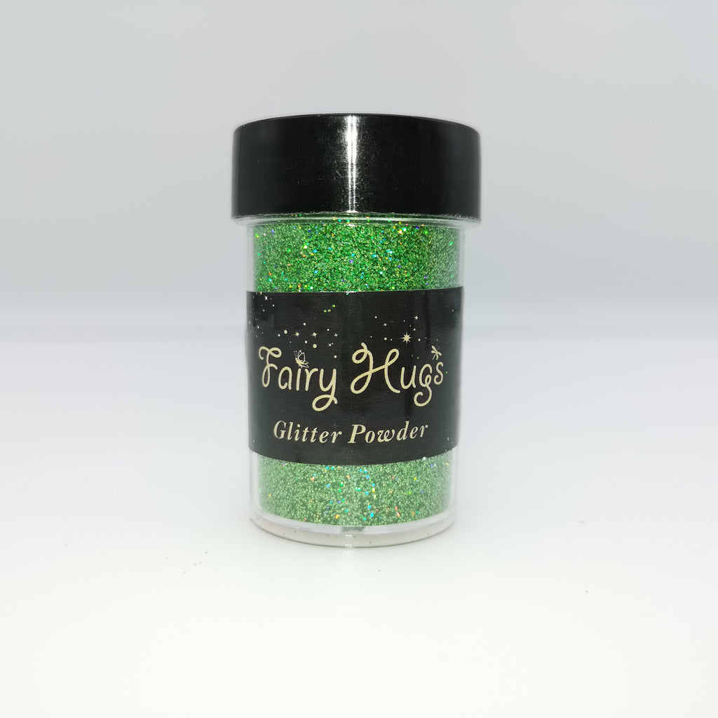 Fairy Hugs - Glitter Powder - Shamrock