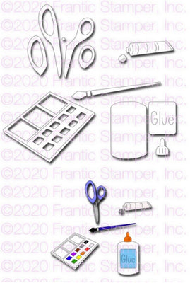 Frantic Stamper - Dies - Crafty Supplies