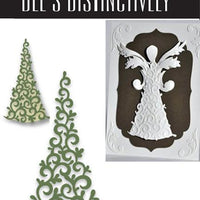 Dee's Distinctively Dies - Tree Overlay 1