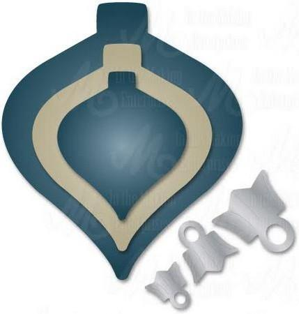 Dee's Distinctively Dies - Lena Ornament Set