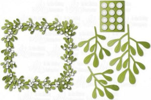 Dee's Distinctively Dies - Mistletoe Small