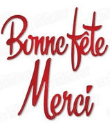 Dee's Distinctively Dies - Bonne Fete / Merci