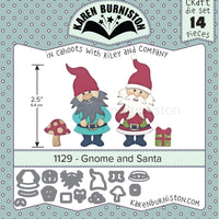 Karen Burniston - Dies - Gnome & Santa
