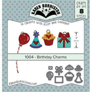 Karen Burniston - Dies - Birthday Charms