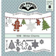 Karen Burniston - Dies - Winter Charms