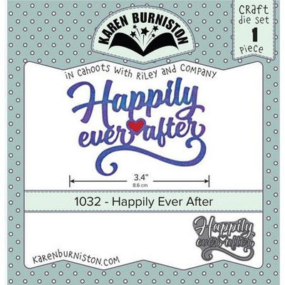 Karen Burniston - Dies - Happily Ever After