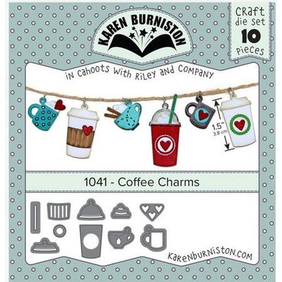 Karen Burniston - Dies - Coffee Charms