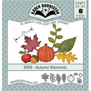 Karen Burniston - Dies - Autumn Elements