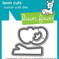 Lawn Fawn - One In A Chameleon Dies
