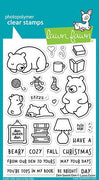 Lawn Fawn - Den Sweet Den Stamps