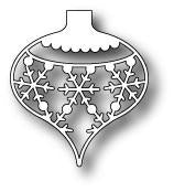 Memory Box - Dies - Snowflake Ornament