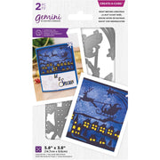 Gemini - Create-A-Card Dies - Night Before Christmas