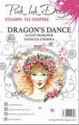 Pink Ink Designs - Stamps - Dragon's Dance