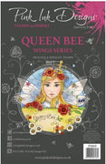 Pink Ink Designs - Stamps - Queen Bee