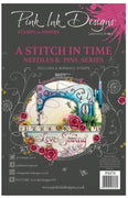 Pink Ink Designs - Stamps - A Stitch In Time