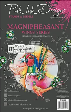 Pink Ink Designs - Stamps - Magnipheasant