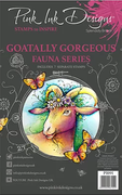 Pink Ink Designs - Stamps - Goatally Gorgeous
