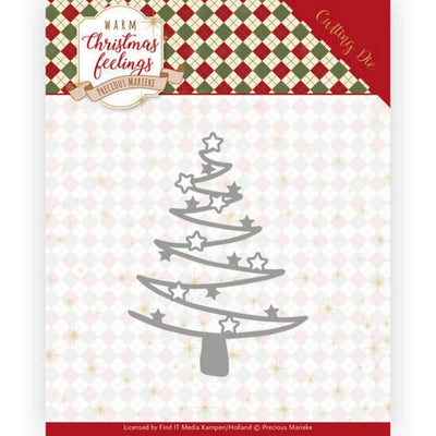 Precious Marieke - Warm Christmas Feelings - Star Tree