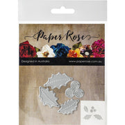 Paper Rose -Dies - Stitched Holly