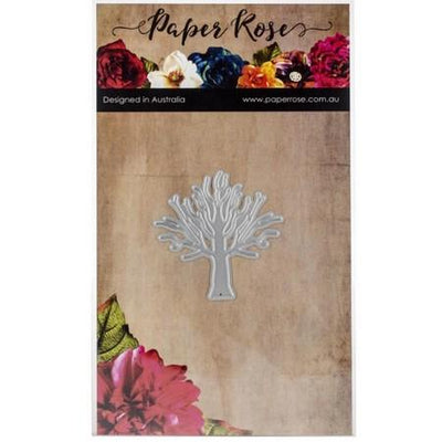 Paper Rose - Dies - Small Tree