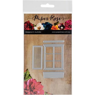 Paper Rose - Dies - Window & Accessories