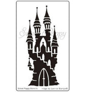 Sweet Poppy - Stencils - Fairy Castle