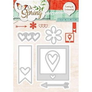 Studio Light - Dies - So Spring - Heart