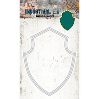 Studio Light  - Dies - Industrial 2.0 - Shield