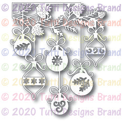 Tutti Designs - Dies - Baubles & Foliage