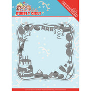 Yvonne Creations - Dies - Bubble Girls Party - Celebrations Frame