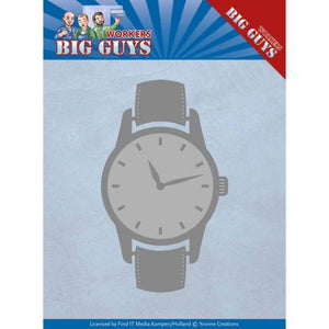 Yvonne Creations - Dies - Big Guys Workers - Watch