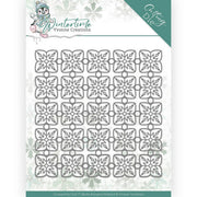 Yvonne Creations - Dies - Winter Time - Snowflake Pattern