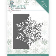 Yvonne Creations - Dies - Winter Time - Snowflake Border