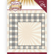 Yvonne Creations - Dies - Good Old Days - Checkered Frame