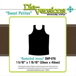 Die-Versions - Sweet Petites - Basketball Jersey
