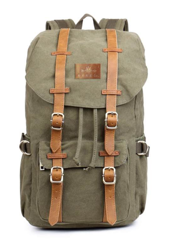 Trailblazer Backpack - Green - R A R E Company LLC