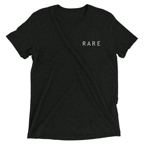 Embroidered R A R E Tri-Blend - R A R E Company LLC