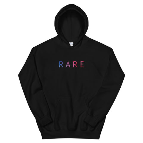 R A R E All Caps Smoky Hoodie - R A R E Company LLC