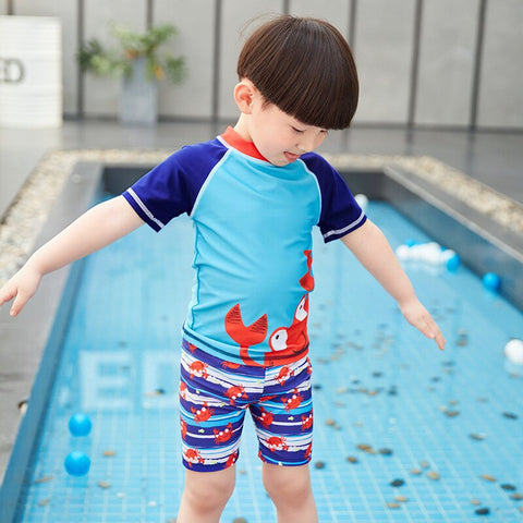 maillot bain 2 pieces shorty