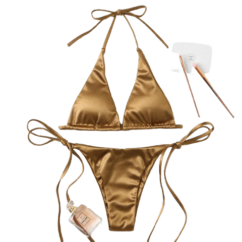 maillot bain 2 pieces triangle
