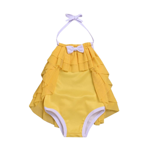 Maillot De Bain Fille 1 Piece Marilyn
