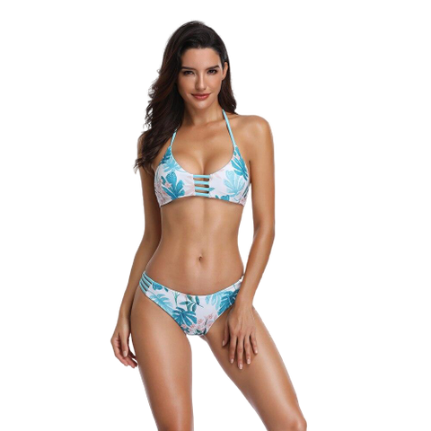 maillot bain 2 pieces ensemble bikini triangle