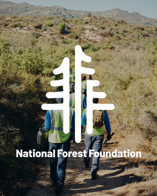 The National Forest Foundation