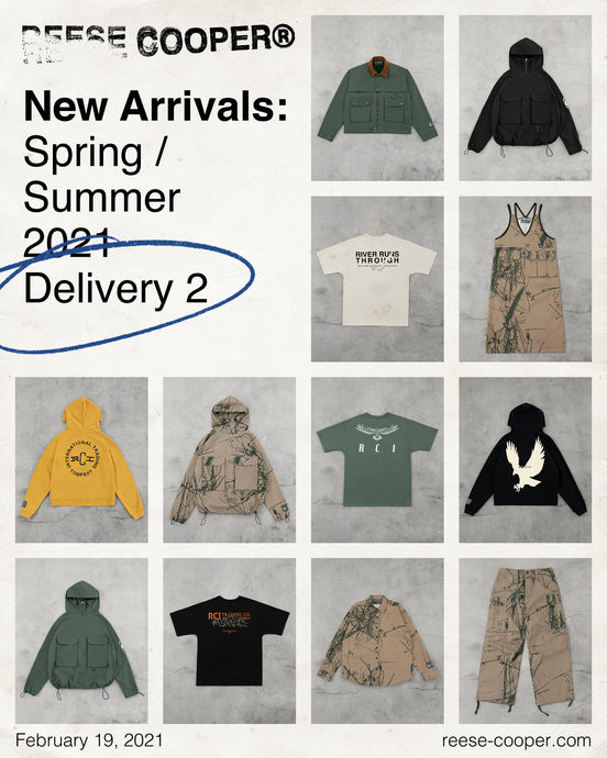 SS21 Delivery 2