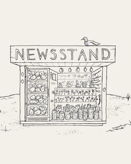 Welcome To Newsstand