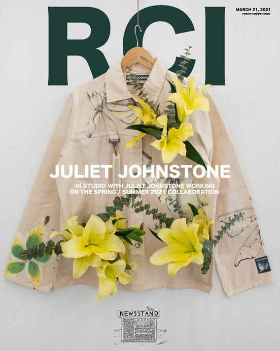 Juliet Johnstone RCI Chore Coat