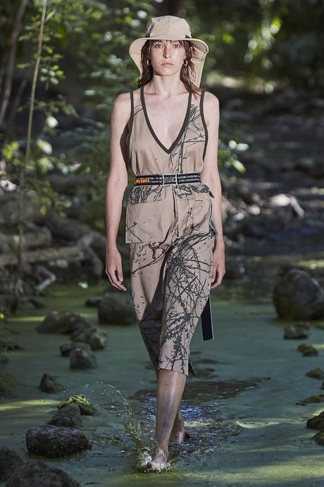 "Gallery Sample SS21 ""RIVER RUNS THROUGH"" RUNWAY SHOW"