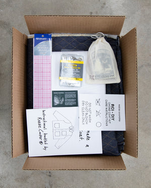 RCI Chore Coat Kit with Quilted Denim