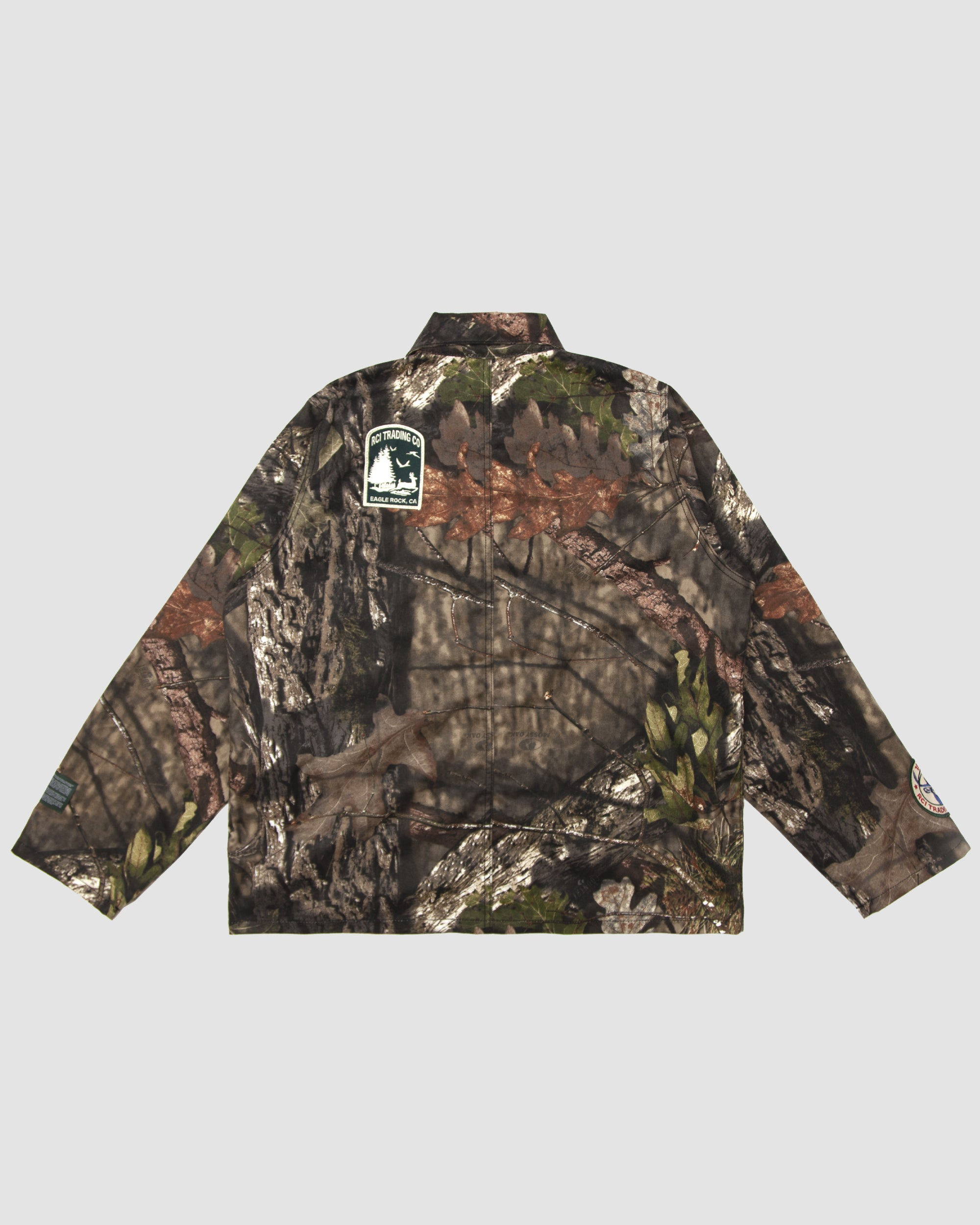 RCI Chore Coat Kit with Real Tree Camo Cotton Twill