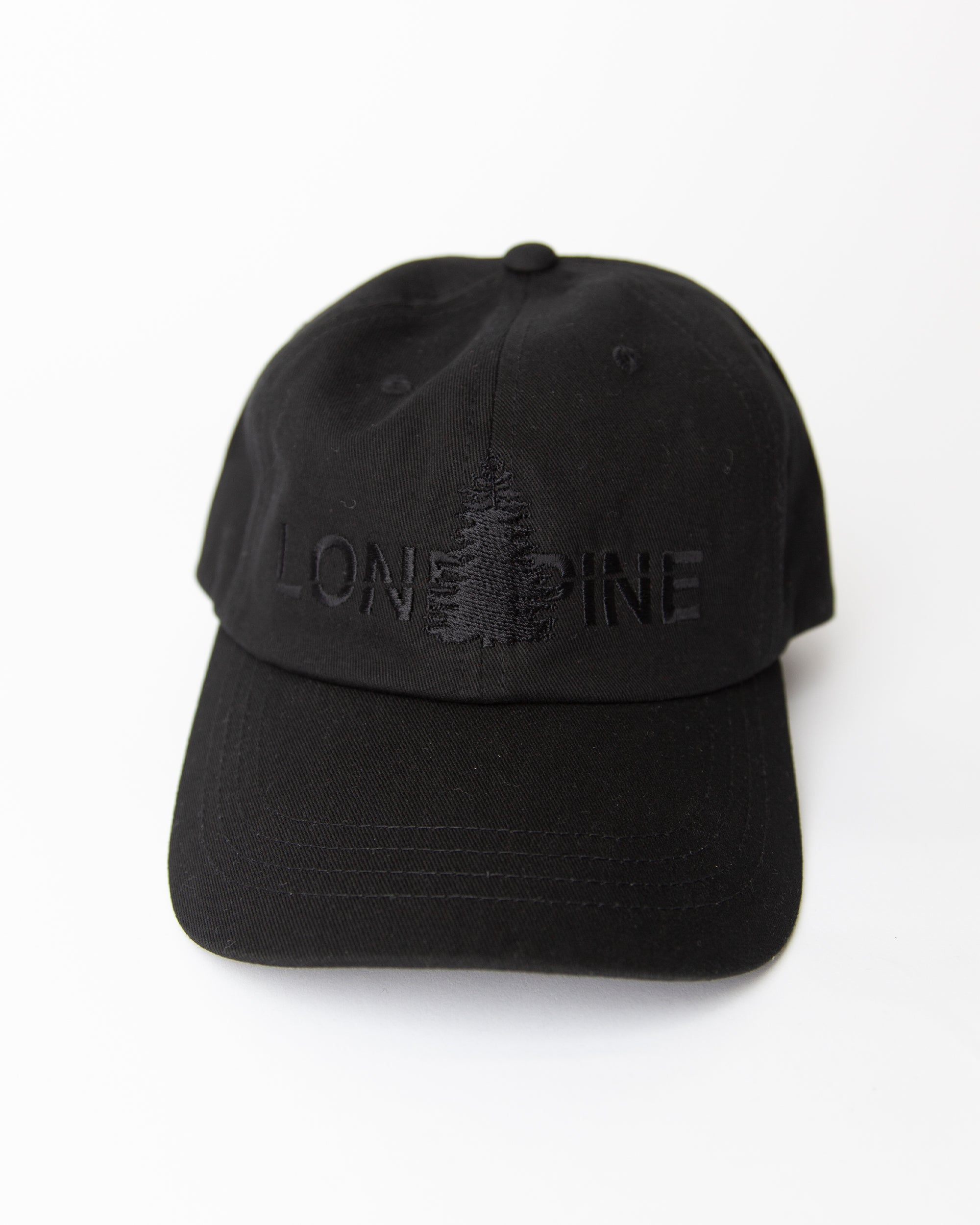 Lone Pine - Lone Pine Hat in Black